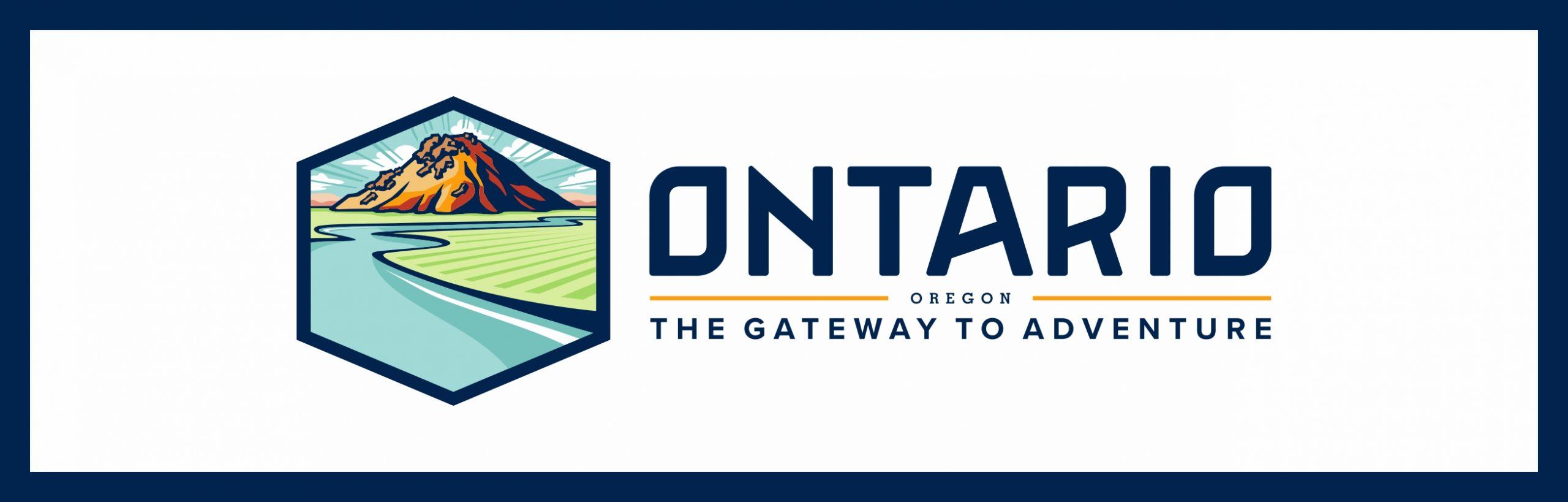 Ontario, Oregon Logo Design