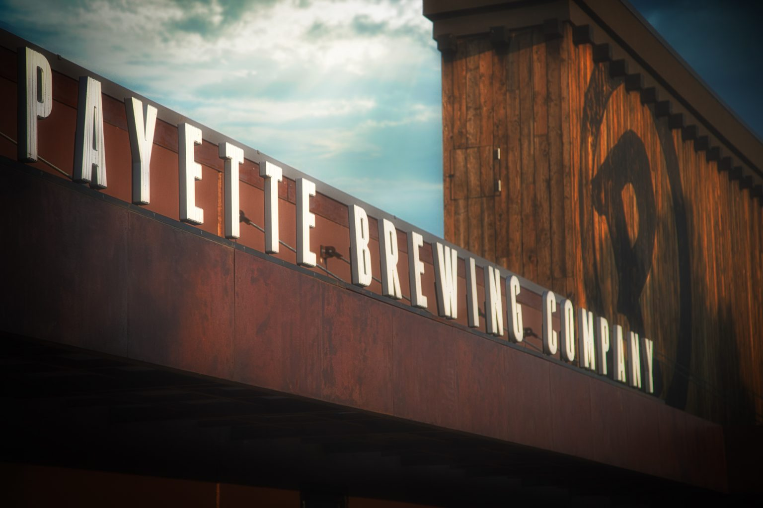 Payette Brewing Signage